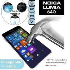 100% Original Vidrio Templado Premium Protector de Pantalla LCD Nuevo Para Nokia Lumia 640