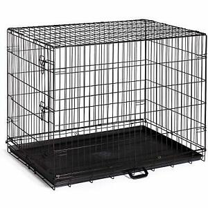 Prevue Pet  Home On-The-Go Single Door Dog Crate Large #E434