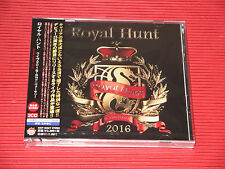 2017 JAPAN 2 CD ROYAL HUNT LIVE 2016 with Bonus Track - 25 ANNIVERSARY