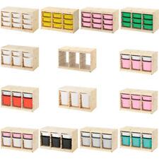 IKEA TROFAST Regal Regalrahmen 94x44x52 aus KIEFER nach Wahl Boxen Aufbewahrung