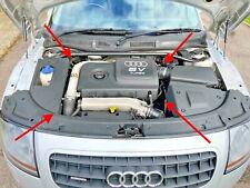 2004 AUDI TT 1.8T 225BHP BAM Motore Cablaggio Telaio * ORIGINALE 41 K * Basso Miglia ORIGINALE