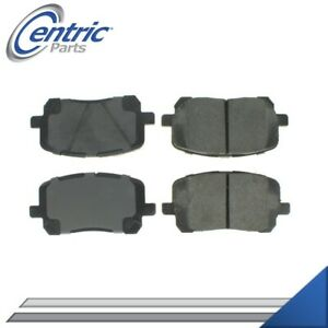 Front Brake Pads Set Left and Right For 2003-2008 TOYOTA MATRIX