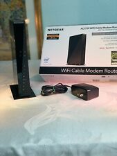 Brand NEW Comcast Xfinity Compatible Netgear AC1750 Cable Modem + Router