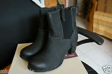 Clarks Merrigan Dane,  Boots femme, noir , 41.5 EU (7.5 uk)