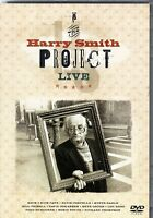 HARRY SMITH PROJECT - Live - DVD - ISBN 0-7389-3439-9