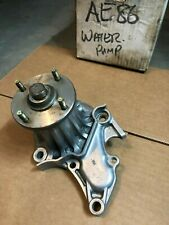 Toyota AE86 Corolla GTS 4AGE Engine Water Pump Assy - NOS