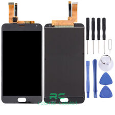 TOUCH SCREEN VETRO + LCD DISPLAY ASSEMBLATO MEIZU M2 NOTE Nero black + KIT
