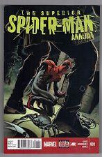 SUPERIOR SPIDER-MAN ANNUAL #1 - JG JONES COVER - CHRISTOS GAGE SCRIPTS - 2013