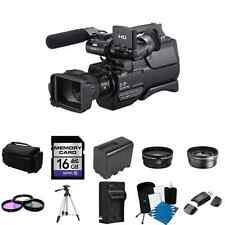 Sony HXR-MC2000 AVCHD Camcorder 16GB Package + More!