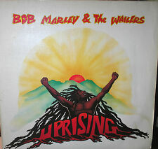 Bob Marley & The Wailers-UPRISING-LP di 1980