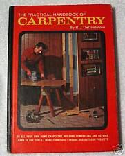 Handbook Of Carpentry