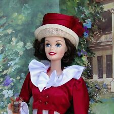 Coca Cola Barbie Doll After The Walk 1997 2nd in Series Collector Edition NRFB