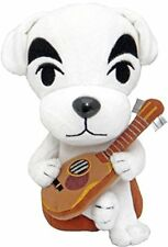 "Sanei Little Buddy USA  Animal Crossing 8"" K.K. Slider Plush Stuffed Doll Toy"