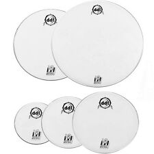 "DDT FUSION SET 10""/12""/14""/ 20""/14"" E-Drums Meshhead Fell-Set"