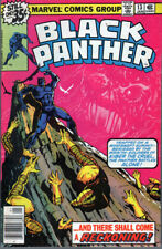 Black Panther #13 (Marvel 1979) - Nice copy! No stock images