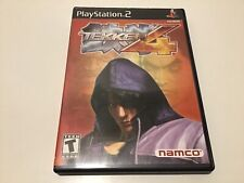 PlayStation 2 Tekken 4 game