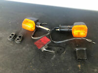 2001 01 KAWASAKI NINJA ZX9R ZX900 ZX9 R REAR TURN LIGHT INDICATOR SIGNAL
