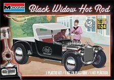 Revell Monogram  Black Widow Hot Rod  Model Kit 1/24