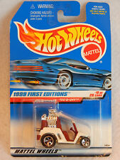 Hot Wheels 1999 First Editions Tee'D Off Collector #683