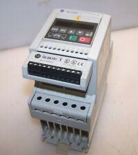 Allen Bradley 5 Hp Ac Variable Speed Controller Vfd 460 Vac 160 Ba01nps1