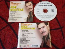 JOAN SEBASTIAN ** 15 Grandes Exitos ** ORIGINAL & SCARCE 1998 Colombia CD