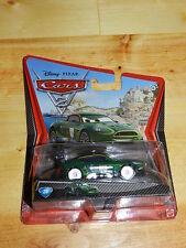 DISNEY PIXAR CARS 2 #20 NIGEL GEARSLEY DIECAST CAR NIP 2010