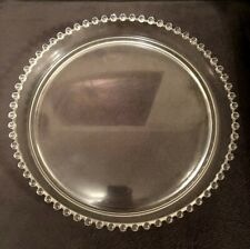 """Imperial Candlewick Float Bowl Clear 13"""""""
