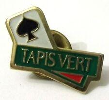 Pin Spilla Tapis Vert Carte