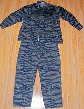 Size XXXL Tiger Stripe Ripstop Shirt Pants  BDU Uniform Rothco Vietnam SF 3XL