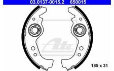 ATE Juego de zapatas frenos SEAT IBIZA FIAT SEICENTO PANDA 03.0137-0015.2