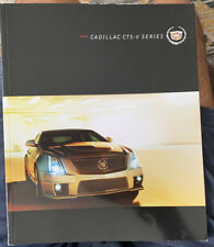 2012 Cadillac Cts-V Brochure