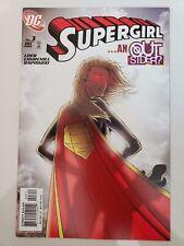 SUPERGIRL #3 (2005) DC COMICS INCREDIBLE IAN CHURCHILL! OUTSIDERS! 1ST PRINT!