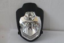 Scheinwerfer Custom Streetbike Yamaha MT-03 MT03 NEU Headlight  E-Zulassung