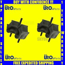 Mercedes Benz Engine Mount Set of 2 Left+Right 98-05 ML320 ML350 1632400217 URO
