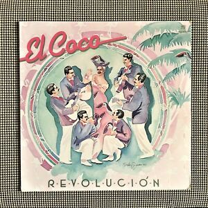 El Coco – Revolución (1980) Near Mint / Like New Vinyl LP