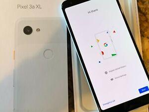 Google Pixel 3a XL - 64GB - Clearly White (Sprint) (Single SIM)