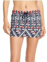 Tory Burch 262228 Women Acoma Cover Up Skirt Swimwear Multi Size Medium