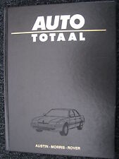Auto Totaal, Austin-Morris-Rover (DOG-FER) (Nederlands) no dust cover