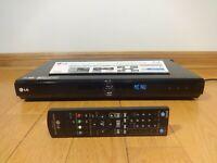 LG BD360 Blu-ray Disc Player + Remote AKB72033901 BUNDLE