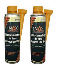 Inox système de refroidissement Nettoyant Système De Chauffage Nettoyant poele Flash Clean KR 2x 250 ml