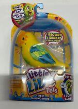 Little Live Pets Tweet Talking Birds - Cheeky Charlie Yellow Bird