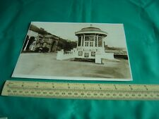 Scarborough Spa Pump Room 1920s Reprint Large  Black and White