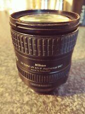 Nikon Af-s Nikkor 16-85mm 1:3.5-5.6G Cámara VR Len ED