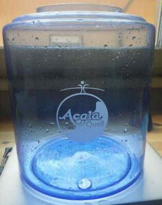 Kristallglas Wasserbehälter 10 L für AcalaQuell® Grande mit Blume des Lebens