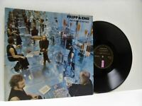 ROBERT FRIPP AND BRIAN ENO no pussyfooting (1st uk press) LP EX/EX HELP 16, 1973