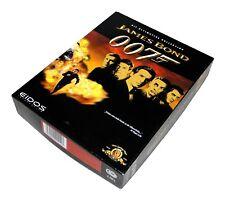 JAMES BOND 007 auf CD von Eidos für MS DOS PC in Big Box