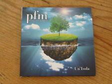PFM: Un'Isola Live 2014 Italy Mini-LP CD ARS IMM-1027 (not japan Q