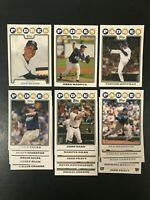 2008 TOPPS SAN DIEGO PADRES TEAM SET (18) CARDS