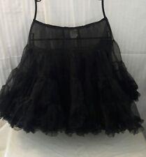 1950's Crinoline Petticoat Slip for Poodle Skirts Costume