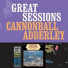 Cannonball Adderley - Great Sessions ( 3 CD - Album - Box Set )